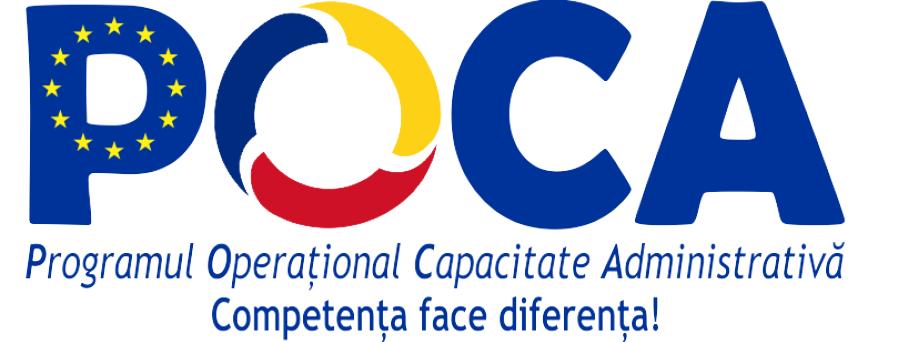 """Guvernare transparentă, deschisă și participativă – standardizare, armonizare, dialog îmbunătățit""""- cod SIPOCA 35"""